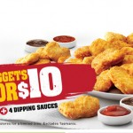 DEAL: KFC 24 Nuggets for $10 on 19 August (KFC App)