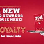 DEAL: Red Rooster – Buy One Get One Free Classic Quarter with Red Royalty App