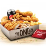 NEWS: KFC's The One Box is Back (Starts October 4)
