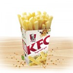 DEAL: KFC $1 Chips (KFC Xpress App)