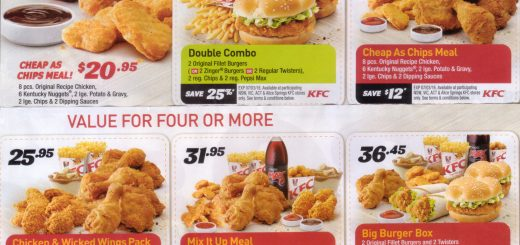 Expiry March 2016 - but try your luck at your local KFC store!