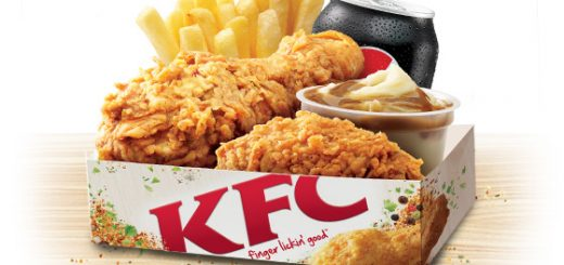 DEAL KFC $5 Box u2013 Hot and Spicy (Starts 19 April 2016)  sc 1 st  Frugal Feeds & kfc $5 hot u0026 spicy lunch | frugal feeds Aboutintivar.Com