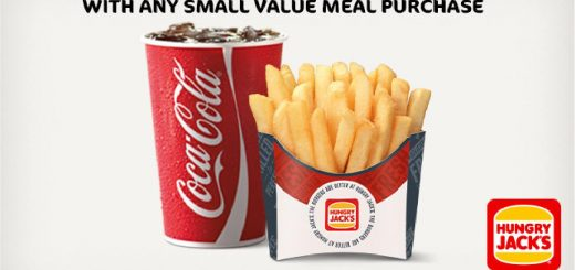 how to show hungry jacks coupon