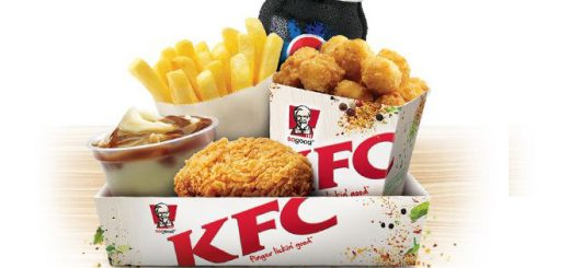 Lunch box deals kfc