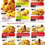 KFC Vouchers valid until 31 January 2017