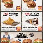 DEAL: Hungry Jack's Grill Masters Vouchers (valid until 1 May 2017)