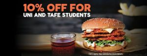 Oporto 10% Off Students