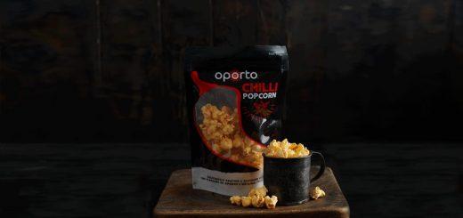 Oporto Chilli Popcorn