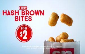 Hash Brown Bites