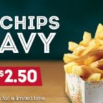 DEAL: KFC $2.50 Large Chips & Gravy