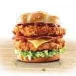 NEWS: KFC Original Recipe Stacker