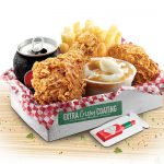 DEAL: KFC $5 Lunch with Tabasco Chicken