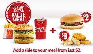 McDonalds Sides