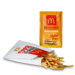 NEWS: McDonald's Cheeseburger Shaker Fries are back
