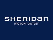 sheridan factory coupon
