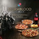 DEAL: Domino's + Final Fantasy XIV – 3 Pizzas, Garlic Bread, Drink & PS4/PC Game for $49.95