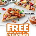 DEAL: Domino's Free Upgrade to Premium Pizzas (October 14)