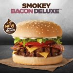NEWS: Hungry Jack's Smokey BBQ Bacon Deluxe