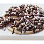 NEWS: Domino's Chocoholic Dessert Pizza (launches December 11)