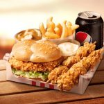 NEWS: KFC Hot Rods Box (Zinger Burger, 2 Hot Rods, Chips, Potato & Gravy, Drink)