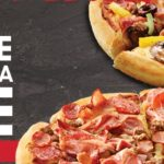 DEAL: Pizza Hut 2 For 1 Tuesdays – Buy One Get One Free Pizzas Pickup (19 January 2021)