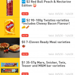 DEAL: 7-Eleven App Deals valid until 14 June 2020 ($2.50 Cake, $2 Red Bull/Twisties, $1 Mars Bar & more)