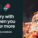 DEAL: Domino's – Unlimited Free Delivery via Uber Eats with $15 Minimum Spend (until 7 June 2020)