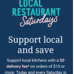 DEAL: DoorDash – Free Delivery at Participating Restaurants on Saturdays in June
