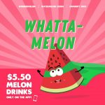 DEAL: Boost Juice – $5.50 Melon Drinks (14 July 2020)