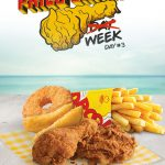 DEAL: Chicken Treat – $9.99 Hawaiian Crunchified Meal