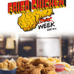 DEAL: Chicken Treat – $23.99 Variety Feast (6 pieces Chicken, 6 Twists, 5 Nuggets & 2 Large Chips)