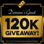 NEWS: Domino's 120K Giveaway – 60,000 Free Pizzas from 2-7 August & $60,000 Donated to Charity
