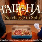 DEAL: Domino's – No Charge for Half 'n' Half
