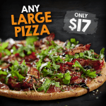 DEAL: Pizza Capers – Any Large Pizza $17 Pickup + More Deals