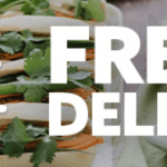 DEAL: Roll'd – Free Delivery via Menulog