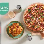 DEAL: Crust – 1 Large Pizza, Herb & Garlic Squares & 1.25L Drink $34.95 Delivered (until 9 July 2020)