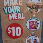 DEAL: 7-Eleven – $10 Make Your Meal (Main + Snack + Drink)