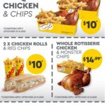 DEAL: Chicken Treat Vouchers valid until 25 October 2020