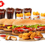 DEAL: Hungry Jack's – $1 Family Bundle for New Targeted Uber Eats Customers (Normally $29.95)