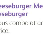 DEAL: McDonald's – $5 Small Cheeseburger Meal + Extra Cheeseburger with mymacca's app (until 9 August 2020)