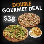 DEAL: Pizza Capers – 2 Large Capers Collection Pizzas and Calzone Bread $38 Pickup + More Deals
