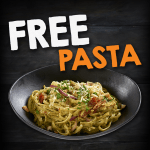 DEAL: Pizza Capers – Free Pasta with $30 Spend + More Deals