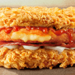 NEWS: KFC Zinger Mozzarella Double (App Secret Menu)