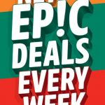 DEAL: 7-Eleven Epic Weekly Deals – $1 Nestle Choc Bar, $2 Cake/Oak/Lolly Bag/Doritos, $5 Ready Meal