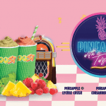 NEWS: Boost Juice – New Pineapple with a Twist Range (Pineapple Coriander Twister, Pineapple Lychee Crush, Pineapple Raspberry Jive)