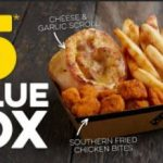 DEAL: Domino's – $5 Value Box (10 Chicken Bites, 2 Chicken Pieces, Cheesy Garlic Scroll & Oven Baked Chips)