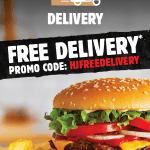 DEAL: Hungry Jack's – Free Delivery for Orders over $25 via Hungry Jack's App (until 1 November 2020)