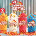 NEWS: Hungry Jack's $2 Rainbow Bursties