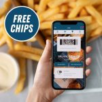 DEAL: Ribs & Burgers – Free Small Chips with App Download for New Signups