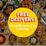 DEAL: Chicken Treat – Free Delivery over $100 Spend on Melbourne Cup Catering (until 29 October 2020)